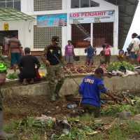 LMR Papua Terus Berupaya Ciptakan Lingkungan Tanpa Sampah.